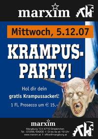 Krampus Party