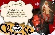 Ein Fall für Zwei - Nikolaus und Krampus@Cheeese