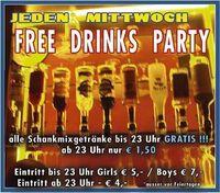 Free Drinks Party@Disco Pasha
