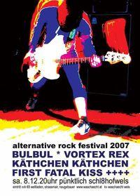 w8 alternative rock festival@Alter Schl8hof
