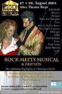 Rock meets Musical@Altes Theater