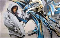 Gruppenavatar von Graffiti