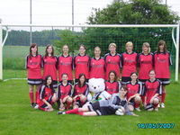 Gruppenavatar von Schiedlberger Fußballgöttinnen