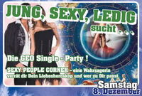 Jung, Sexy, Ledig sucht.....