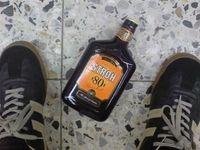 Warum liegt denn hier Stroh Rum?