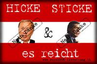 Hicke alias Hickersberger ist endlich weg!