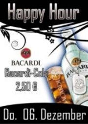 Bacardi-Cola Happy Hour@Big Mountain