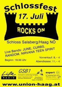 Haager Schlossfest@Schloß Salaberg