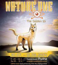Nature One - The Golden 10@Raketenbasis Pydna