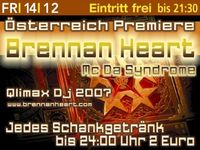 Brennan Heart@Excalibur