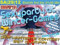 Sexyparty.at Winter- Games@Excalibur