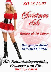 Christmas Club@Ballhaus Freilassing