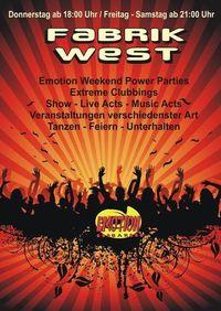 Friday Night @ Fabrik West@Fabrik West