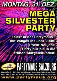 Mega Silvester Party