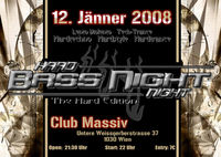 HARD Bass Night @Club Massiv