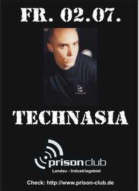 Technasia@Disco Alcatraz (Prison Club)