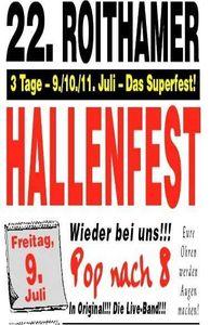 22. Roithamer Hallenfest@Festzelt