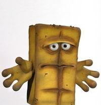Ja Bernd, wir wissen es: Du hast viel zu kurze Arme!