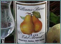 Es kann  nur einen geben - Williams Birne