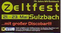 Zeltfest Sulzbach@Festzelt neben Gh.Derfler