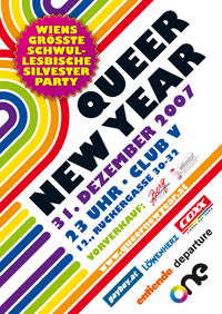 Queer New Year 08@Club Utopia