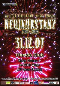 Neujahrstanz 2007-2008@Florido Beach