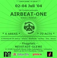Airbeat One@Flugplatz Neustadt Glewe