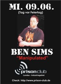 Ben Sims@Prison Club