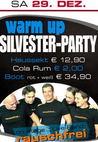 Warm up Silvester Party