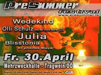 PreSummer 2004@Norbert-Eder-Halle