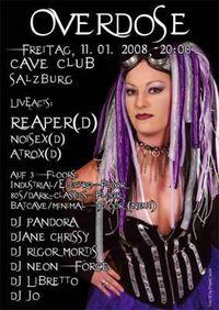 Gruppenavatar von Overdose (Cave Club Salzburg)