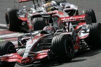 Gruppenavatar von McLaren Mercedes - Fanclub
