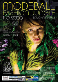 Modeball 2008 - Fashion jungle@Brucknerhaus