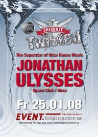Smirnoff Twisted – John Ulysses@Event Kompetenzzentrum