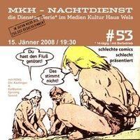 Schlechte Comics - Schlecht Präsentiert@Medien Kultur Haus