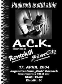 "Punkrock is still alive@juz ""club"" Dornach"
