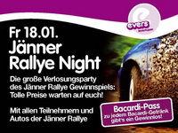 Jänner Rallye Night@Evers