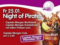 Night of Pirates@Evers