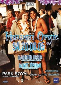 Hawaii Orgie@Park Royal