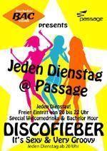 Bachelor Club presents Discofieber@Babenberger Passage