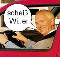 """Gruppenavatar von schreien immer ganz """" freundliche """" Wörter aus dem Auto - Gruppe!!"""