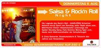 Salsa & Rock`n`Roll Night@Nachtschicht deluxe
