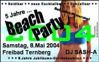 Beach Party 04@Freibad