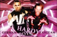 Gruppenavatar von Hardy Boyz - Jeff and Matt Fans
