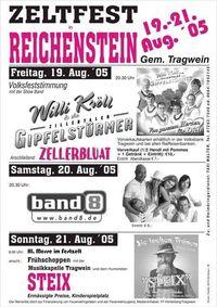 Zeltfest Reichenstein@Festzelt