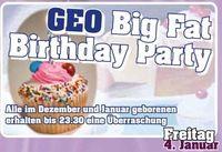 GEO Big Fat Birthday Party