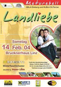 Maturaball HBLA Elmberg & HLBLA St. Florian@Brucknerhaus