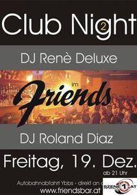 Clubnight 2@Friendsbar