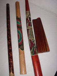 Didgeridoo and Didgeridont's