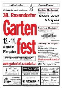 38. Gartenfest@Pfarrgarten
